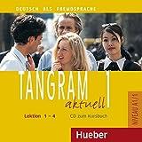 Tangram aktuell. Lektion 1-4. Técnicas comerciales para colegio (Audio CD): Vol. 1