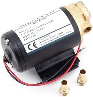 12V Heavy Duty Rear Mount Oil Gear Pump 12 volt Scavenge Replace STS