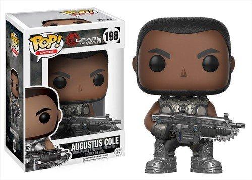 Funko- Pop Vinile Gears of War Augustus Cole, 12191
