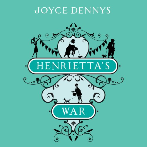 Henrietta's War audiobook cover art