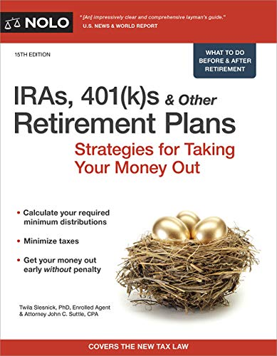 IRAs, 401(k)s & Other Retirement Plans: A Step-by-Step Guide to Forming a 501(c)(3) Nonprofit in Any State (How to Form Your Own Nonprofit Corporation) (English Edition)