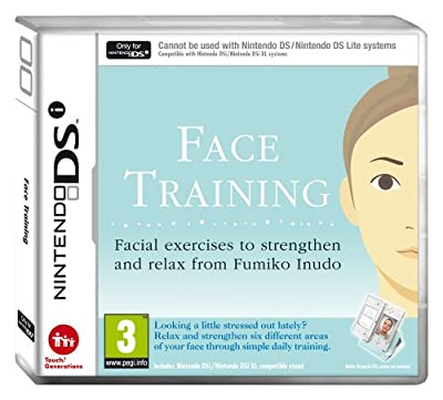 Face Training: Facial Exercises to Strengthen and Relax from Fumiko Inudo (Nintendo DSi)