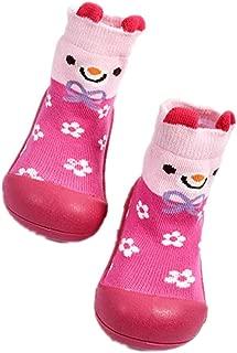 Fancyww Children's Floor Socks Cartoon Socks Shoes Toddler