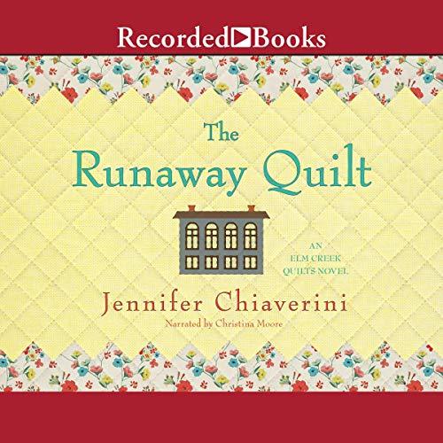 Runaway Quilt audiobook cover art