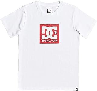 DC Shoes Square Star - Camiseta para Niños 8-16 EDBZT03399