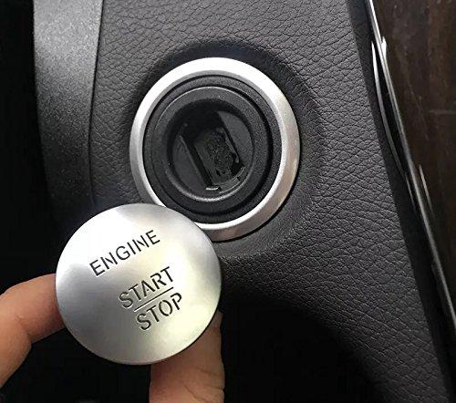 Emblem Trading Zündung Knopf Nur für Fahrzeuge mit Keyless GO A B C E S ML GLK R CL CLK