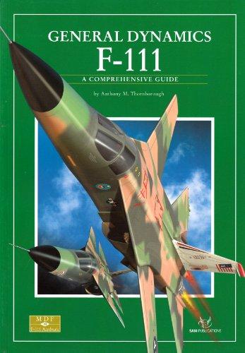 SAMB019 SAM Publications - General Dynamics F-111 Aardvark (MDF)