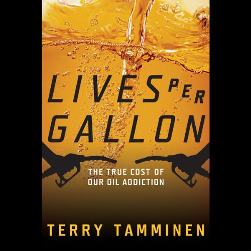 Lives Per Gallon audiobook cover art