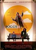 Bogus - Whoopi Goldberg - Gerard Depardieu - Filmposter