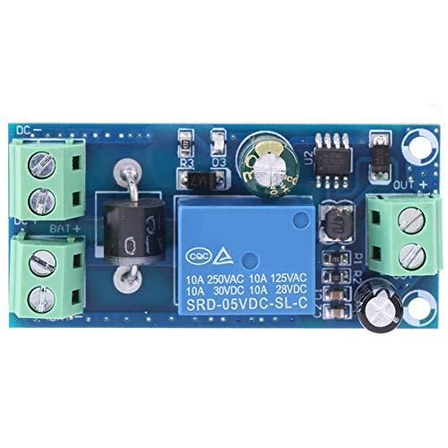 ROSEBEAR 5V ~ 48V 10A DC Controlador de Fuente de Alimentación Batería...