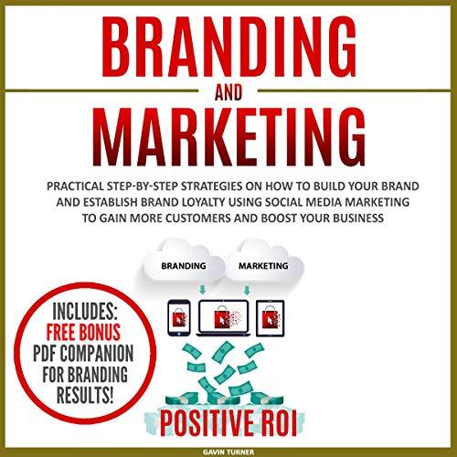 『Branding and Marketing』のカバーアート