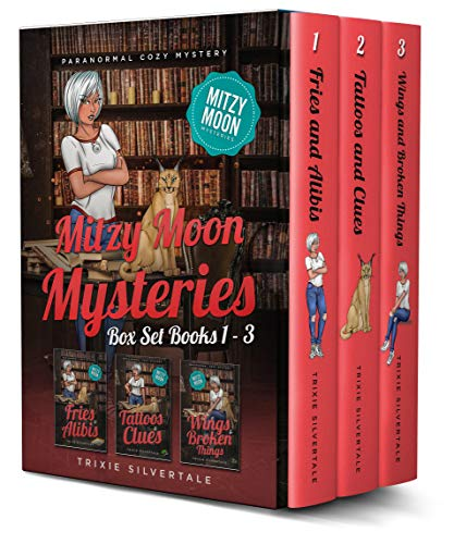 Mitzy Moon Mysteries Box Set (Books 1-3)