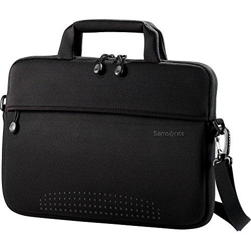 Samsonite Aramon Laptop Shuttle, Black, 13-Inch