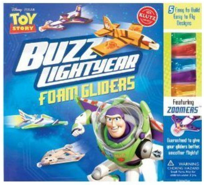precio mas barato Buzz Lightyear Foam Foam Foam Gliders by Klutz  cómodamente
