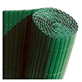 CAÑIZO DE PVC DE DOBLE CARA 1350 GRAMOS (2X3, VERDE)