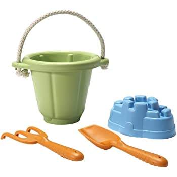 Green Toys Sand Play Set, Green, Standard (5520019)
