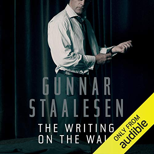 The Writing on the Wall audiobook cover art
