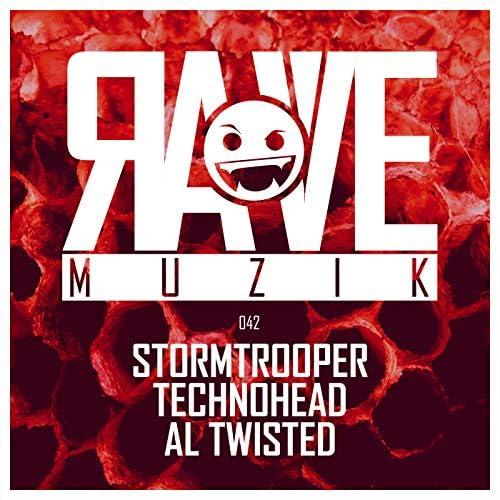 Stormtrooper, Technohead & Al Twisted