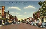 "Categories: US State & Town Views,Georgia,Brunswick Type: Postcard Size: 3.5"" x 5.5"" (9 x 14 cm) Publisher: Tichnor Bros Inc."