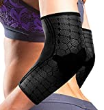Elove 3D Knitting Series Elbow Sleeve Elastic & Breathable Compression Phenomenal Protection Elbow