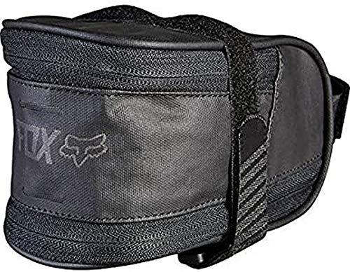 Fox Satteltasche Large Seat Bag, Black, 15 x 10 x 5 cm, 1 Liter, 15693-001