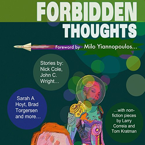 Forbidden Thoughts audiobook cover art