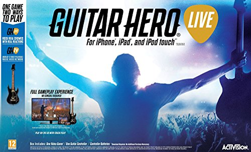 Guitar Hero Live Guitar Bundle [Importación Inglesa]