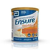 Ensure NutriVigor FORZA E DIFESE Integatore in Polvere con Vitamine e Minerali   Confezione da 400gr   Gusto Vaniglia