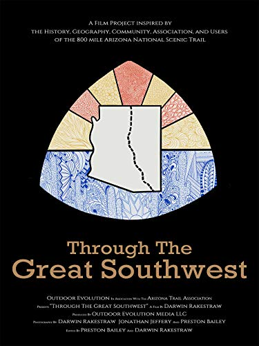 Through The Great Southwest