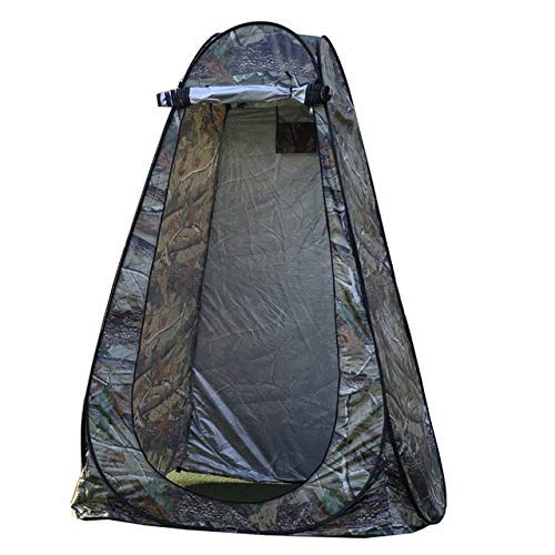 Camping Tent, Pop-up Tent Fully Automatic Open Changing Tent Outdoor Shower Bathing tent Fishing Swimming Changing toilet toilet toilet tent-Fluorescent 2