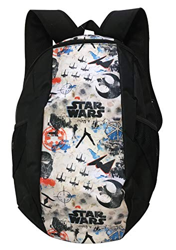 Star Wars Rogue one Urban Children's Backpack, 47 cm, 19.7 Liters, Black