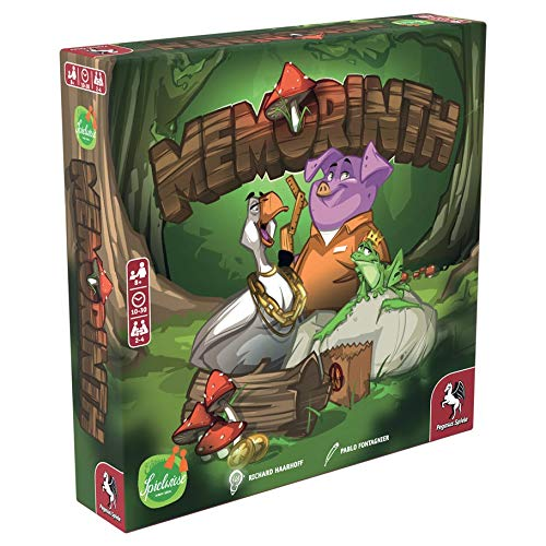 Pegasus Spiele 59045G - Memorinth (Edition Spielwiese)