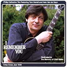 I Remember You by Catherine, Philip (1994-04-06)