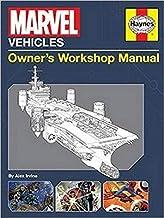 Marvel Vehicles Owners' Workshop Manual
