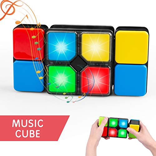 Gvoo Music Magic Cube, 4 Modes I...