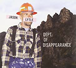Dept. of Disappearance by Jason Lytle (2012-10-16)