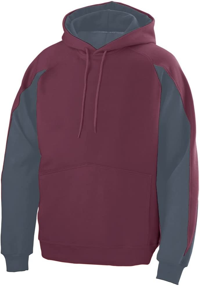 STYLE 5460 - VOLT HOODY MAROON/GRAPHITE MD