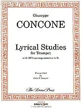 Lyrical Studies for Trumpet or Horn