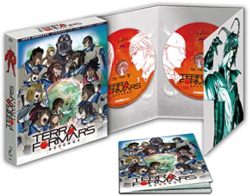 Terra Formars Revenge Temporada 2 Episodios 1 A 13 Blu-Ray Edición Coleccionista. [Blu-ray]