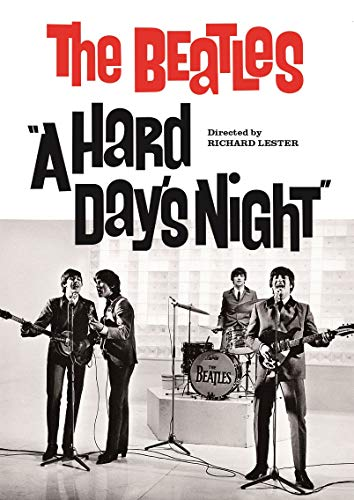 A HARD DAY'S NIGHT【Blu-ray(本編)+Blu-ray(特典)】
