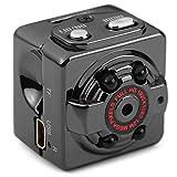 1080P Caméra de Sécurité Camera Espion Portable Détection de Mouvement Caméscope...