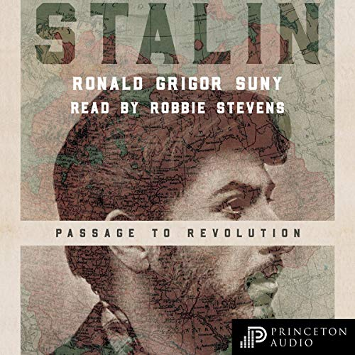 Stalin Audiobook By Ronald Grigor Suny cover art