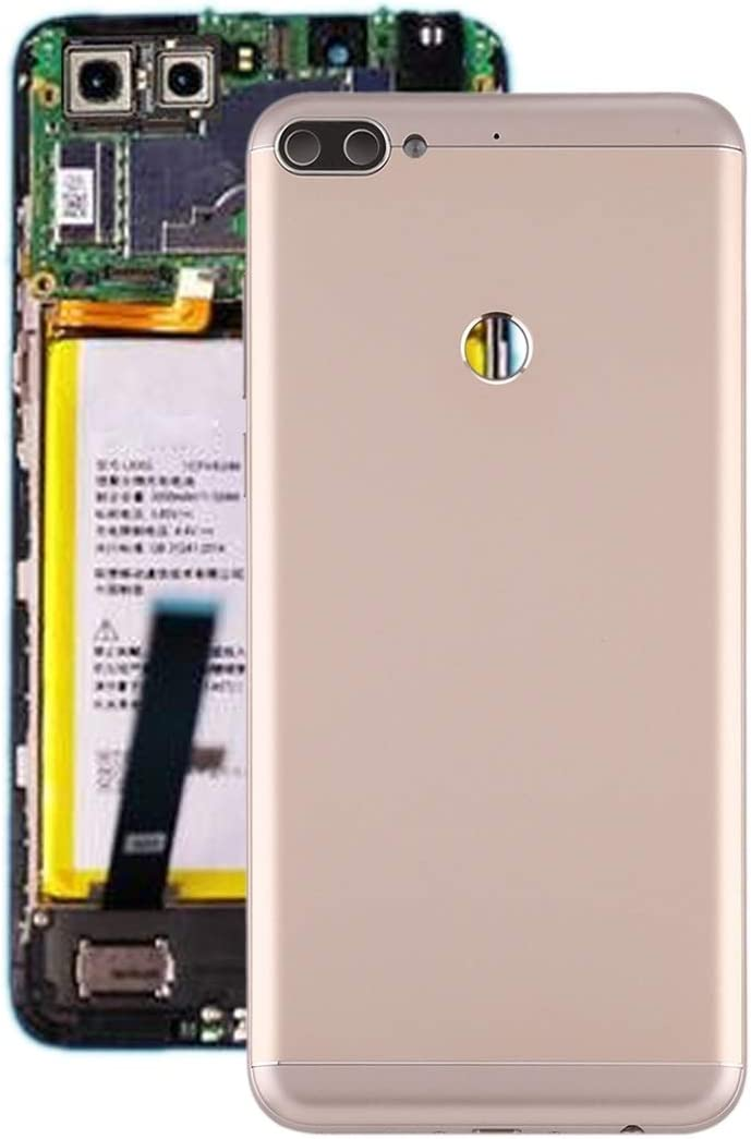 Now on sale meihansiyun Battery Back Max 77% OFF Cover for Fitt Note Lenovo K5 Accessory