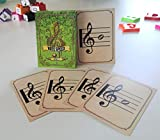 fast paced music card game