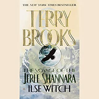 The Voyage of the Jerle Shannara cover art