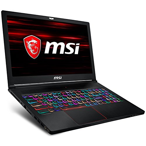 MSI GS63 8RE-002X Stealth Notebook