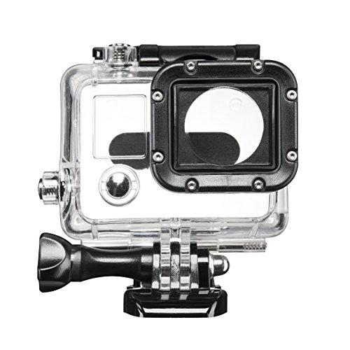 Mantona Skeleton Gehäuse für GoPro Hero 3 / 2 / 1 -  Offenes Skeleton Schutzgehäuse für GoPro Hero 3 2 1 Action Cam Kamera