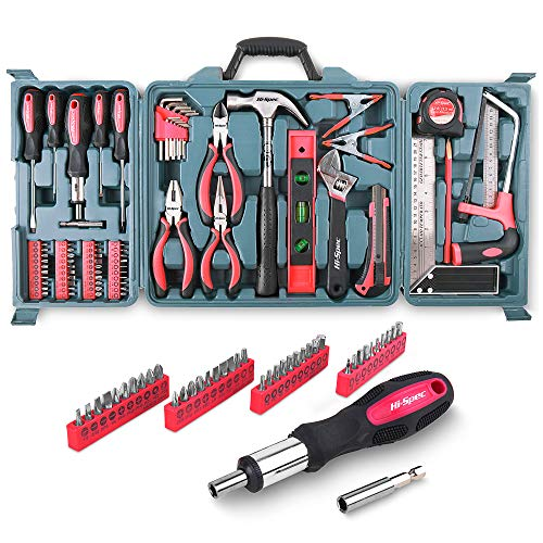Hi-Spec 71 Piece Home Tool Kit I...