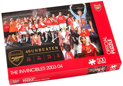 Paul Lamond Arsenal The Invincibles Puzzle