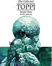 The Collected Toppi 3: South America
